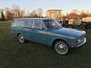 Volvo 145 estate 1970 needs bodywork. For Sale