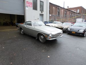 1969 Volvo P1800S Runs and Drives For Restoration -