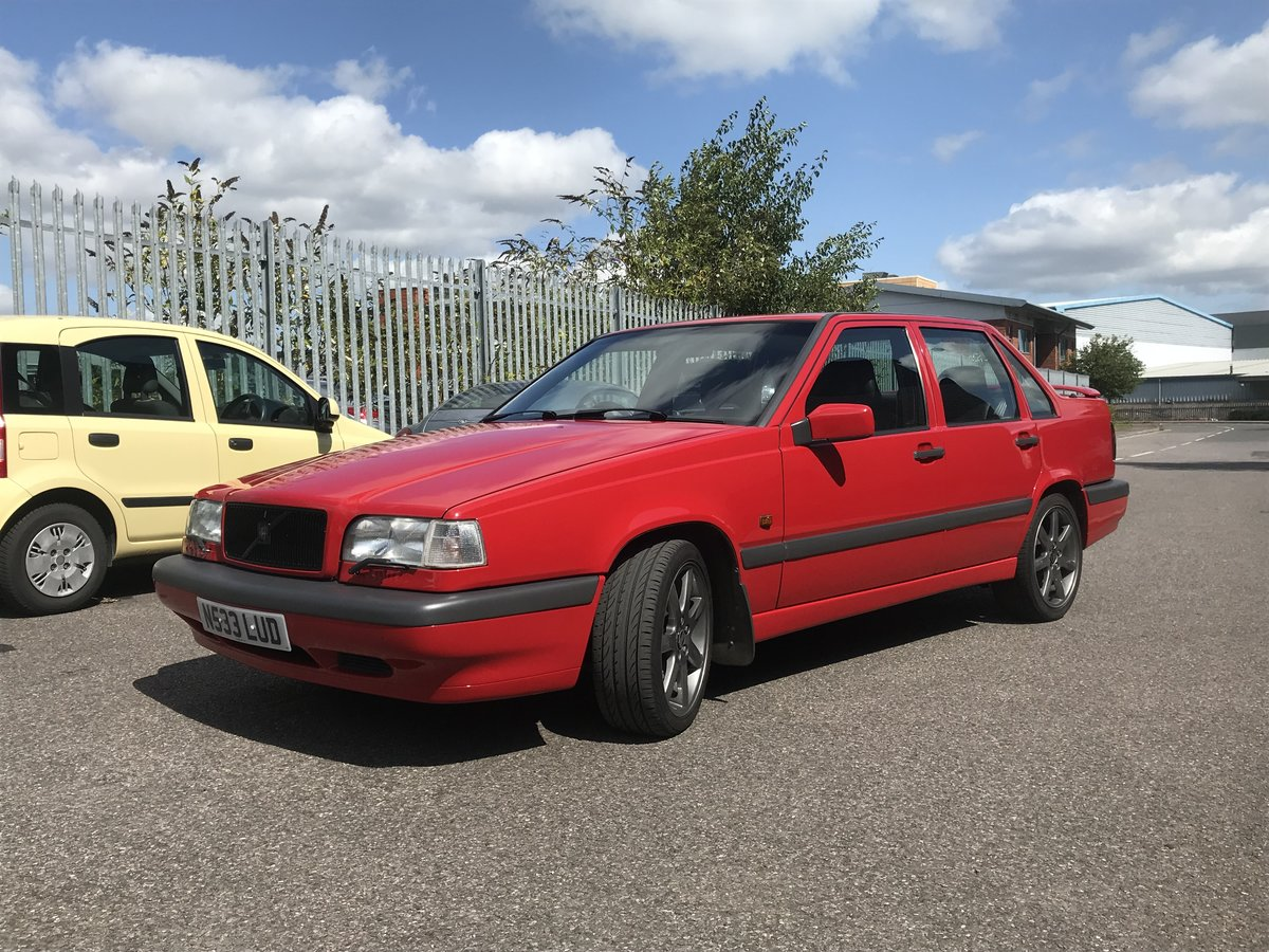 1996 Volvo 850 T5 2.3 Turbo  For Sale (picture 1 of 6)