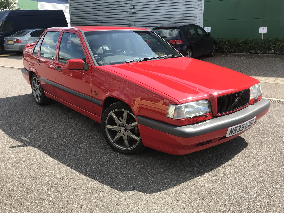 1996 Volvo 850 T5 2.3 Turbo  For Sale (picture 2 of 6)