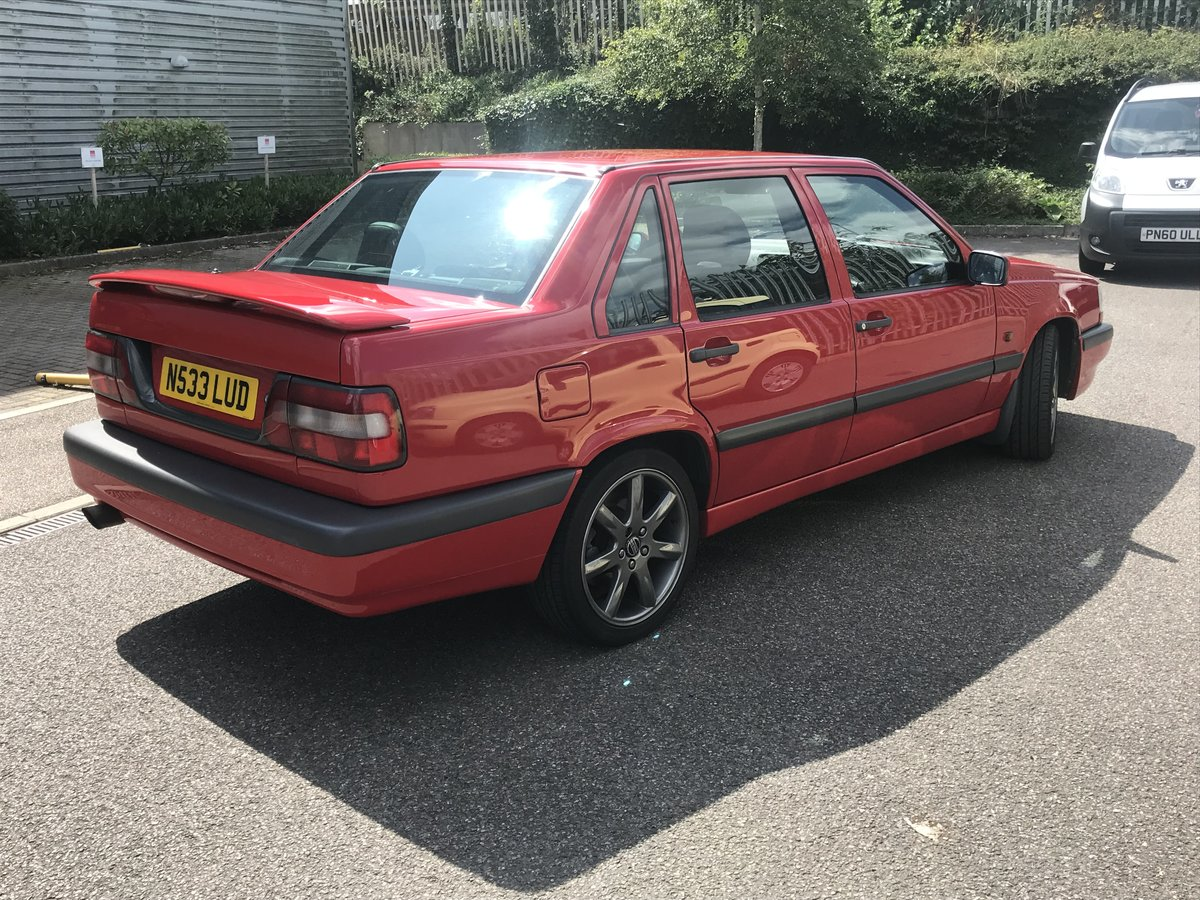 1996 Volvo 850 T5 2.3 Turbo  For Sale (picture 3 of 6)