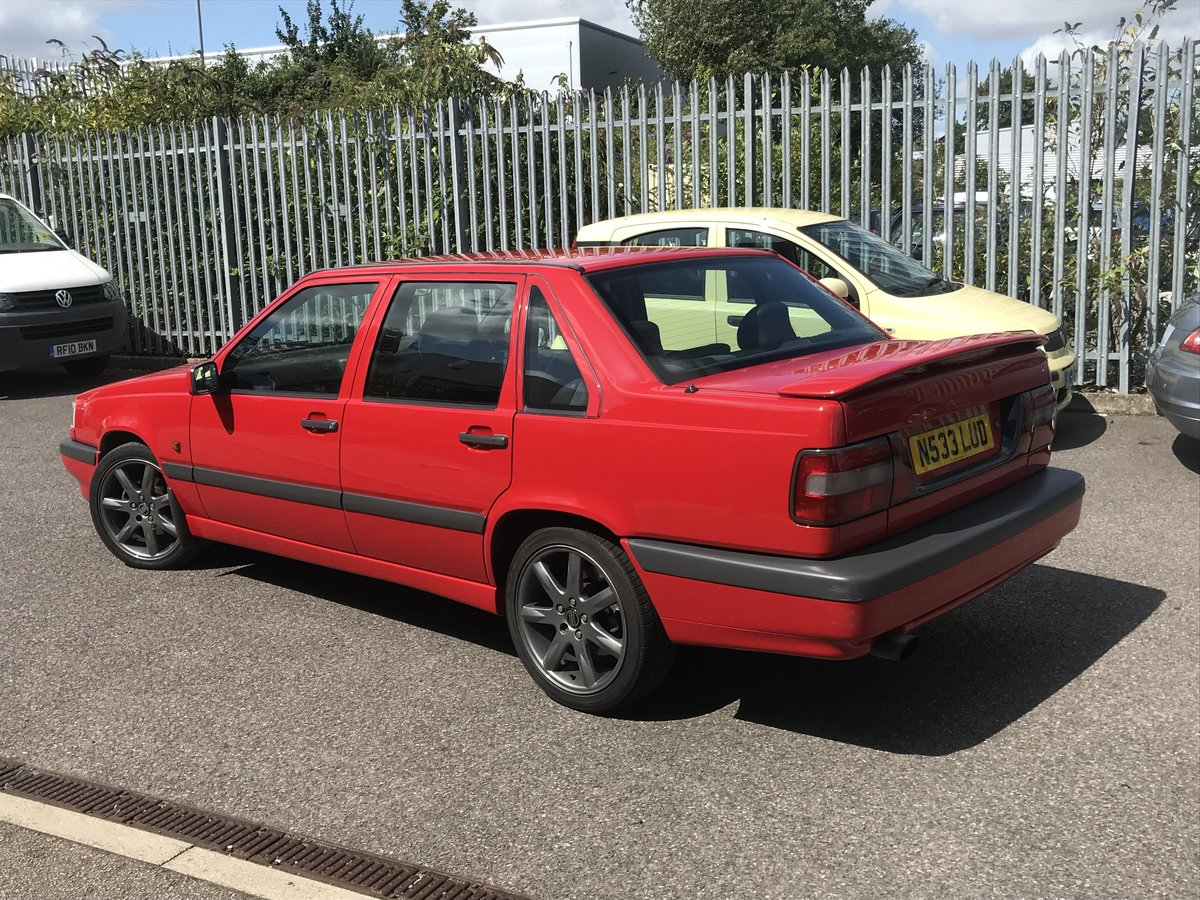 1996 Volvo 850 T5 2.3 Turbo  For Sale (picture 4 of 6)