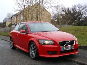 2007 Volvo C30 2.5 T5 6SPD SE Sport R-Design FSH  SOLD
