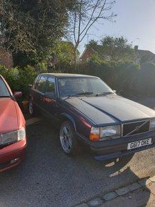 1989 Volvo 740 GLE Top Spec - 2.3 66K AUTO