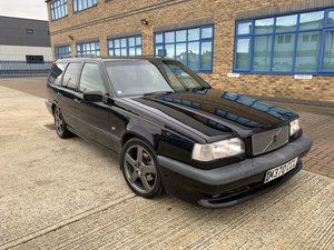 1995 Volvo 850 t5-r limited edition