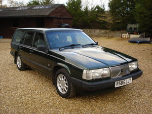 1997 Great Condition Volvo 940 LPT Estate Manual