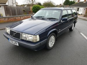 1997 Volvo 940 Estate Celebration 2.3 Turbo Manual - 2 prev owner