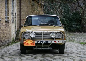 1970 Volvo 144 The Camel For Sale by Auction