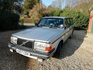1990 Volvo 240 GLT