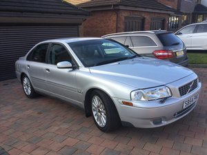 2004 S80 Well cared for luxury volvo- BARGAIN