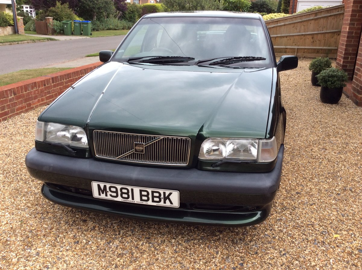 1995 Volvo 850 TR5 One owner from new For Sale (picture 1 of 6)