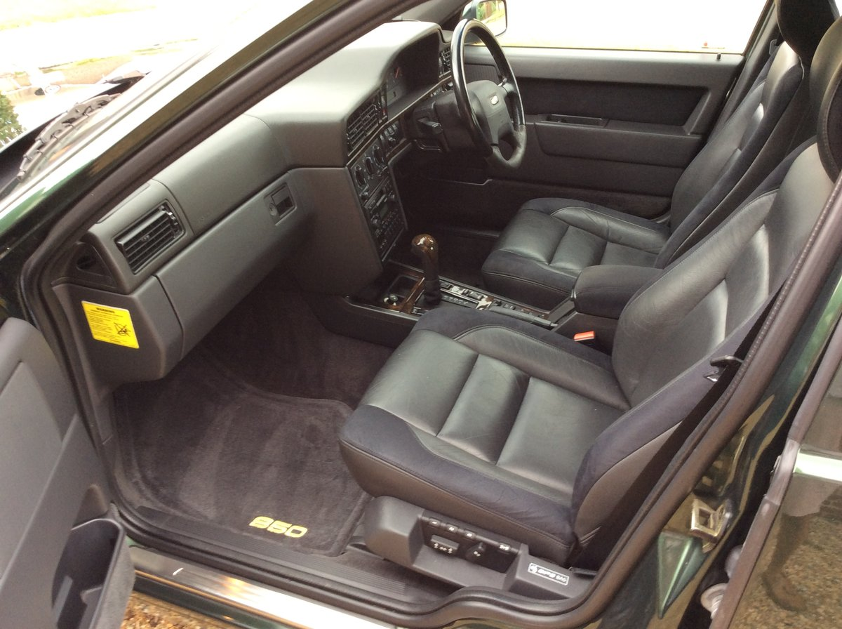 1995 Volvo 850 TR5 One owner from new For Sale (picture 3 of 6)