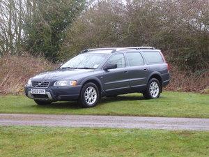 2005 Volvo XC70 D5 6 Speed Manual FSH 7x Seats Superb 4WD