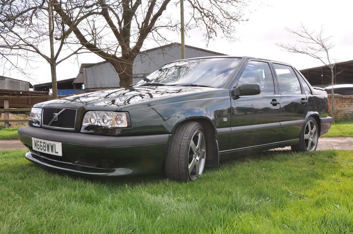 1995 Volvo 850 T5R A superb rare modern classic For Sale (picture 1 of 6)