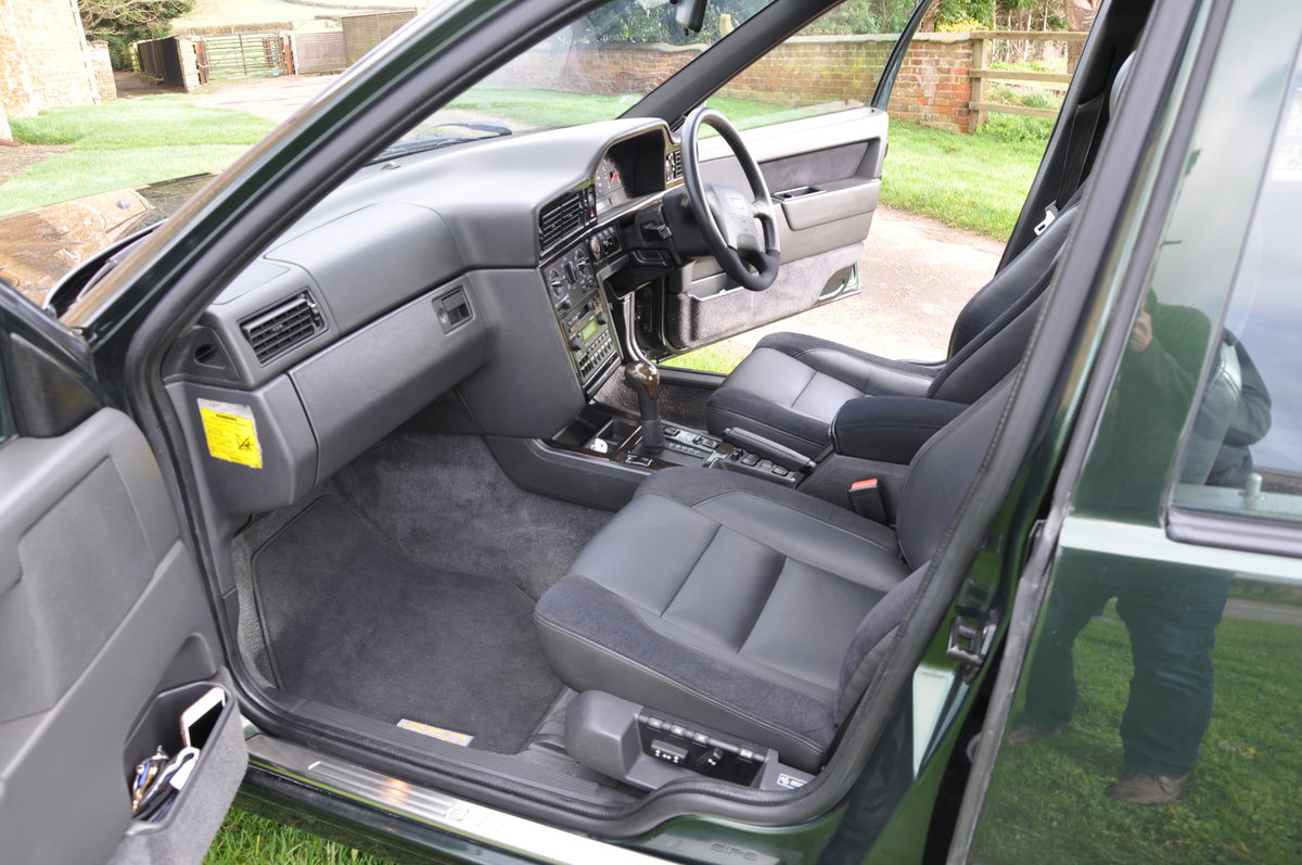 1995 Volvo 850 T5R A superb rare modern classic For Sale (picture 3 of 6)