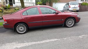 2003 Volvo s60 four door saloon