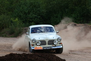1968 VOLVO AMAZON 123GT CLASSIC RALLY PREPARED FOR SALE For Sale