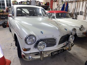 1968 VOLVO AMAZON 123GT CLASSIC RALLY PREPARED FOR SALE For Sale (picture 5 of 6)