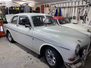 1968 VOLVO AMAZON 123GT CLASSIC RALLY PREPARED FOR SALE For Sale (picture 6 of 6)