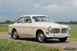 1969 Volvo Amazon P130 B20 Coach in patina condition