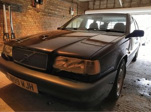 1996 Volvo 850 T5 Estate. Manual. 140k miles.