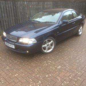 1999 Rare -  Volvo  Coupe - 75k  Original.