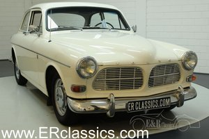 Volvo Amazon 1969 California White in good condition
