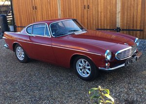 To be sold by auction 1967 P1800 S Coupe