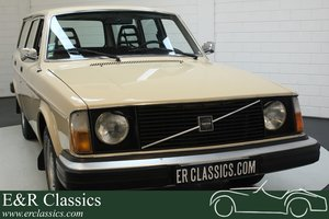 Volvo 245 DL Station 1976 Very original For Sale
