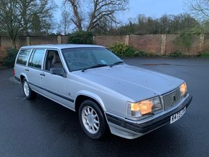 1997 Volvo 940 Classic Turbo Auto SOLD by Auction