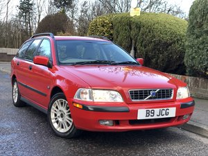2003 Volvo V40 2.0 S Automatic, 79k with FSH