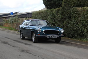 Volvo P1800ES, Rare RHD UK Supplied