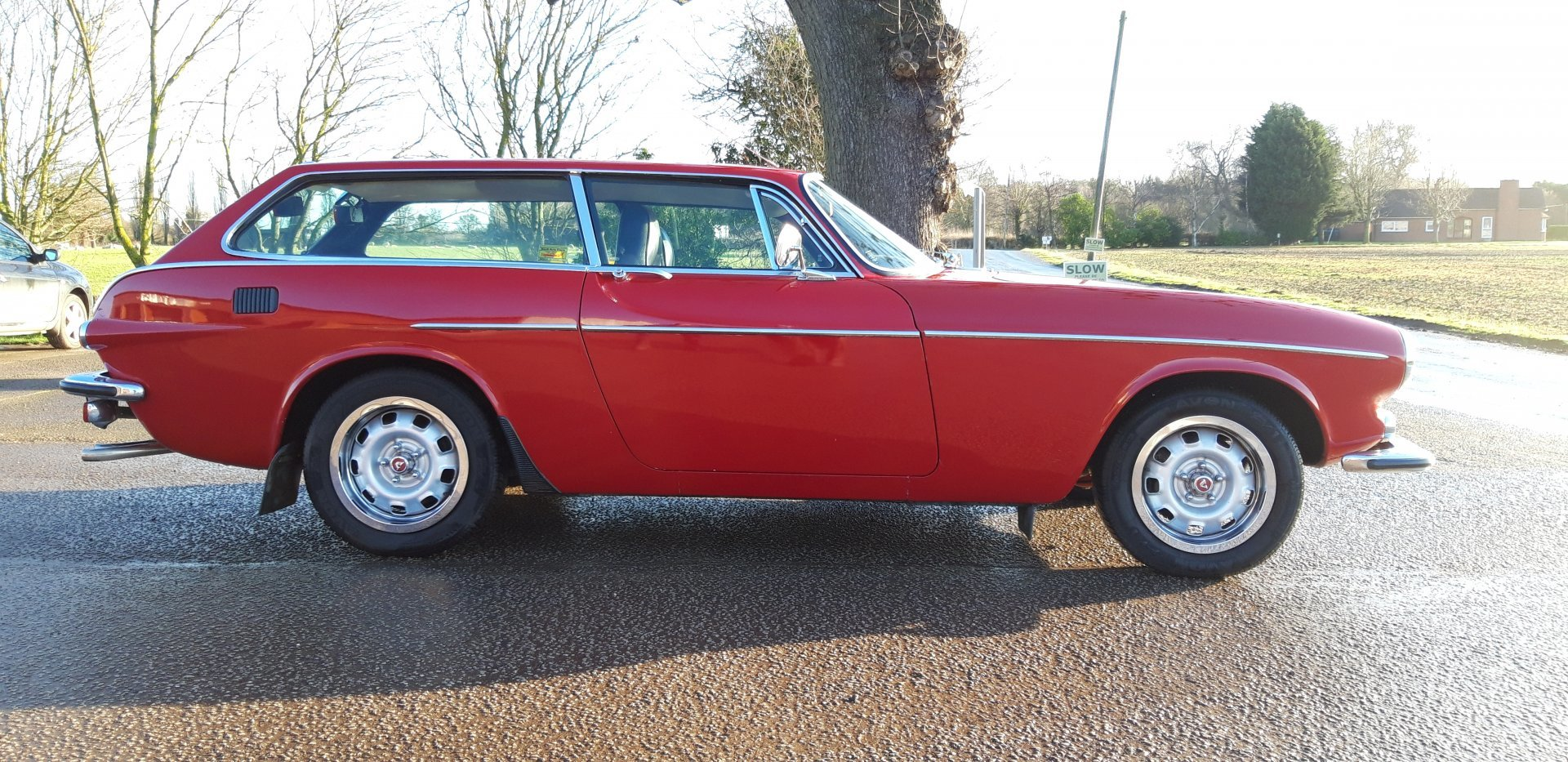 1972 Volvo 1800ES For Sale (picture 1 of 6)