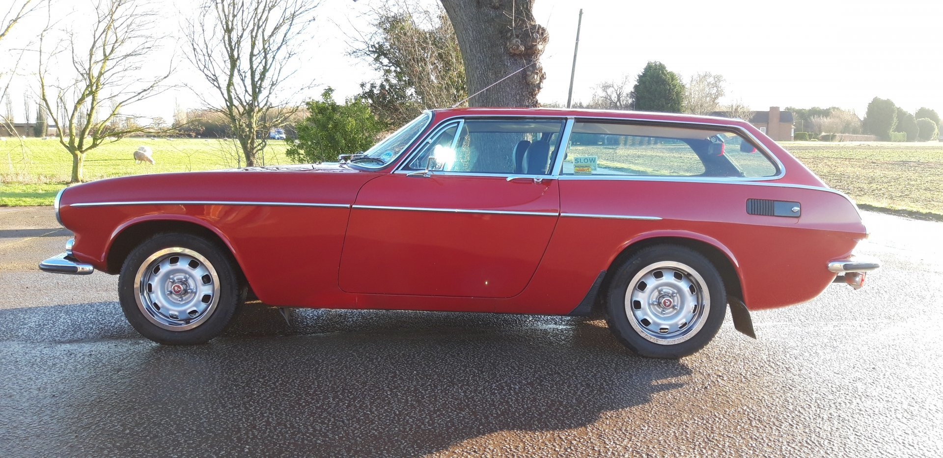 1972 Volvo 1800ES For Sale (picture 2 of 6)