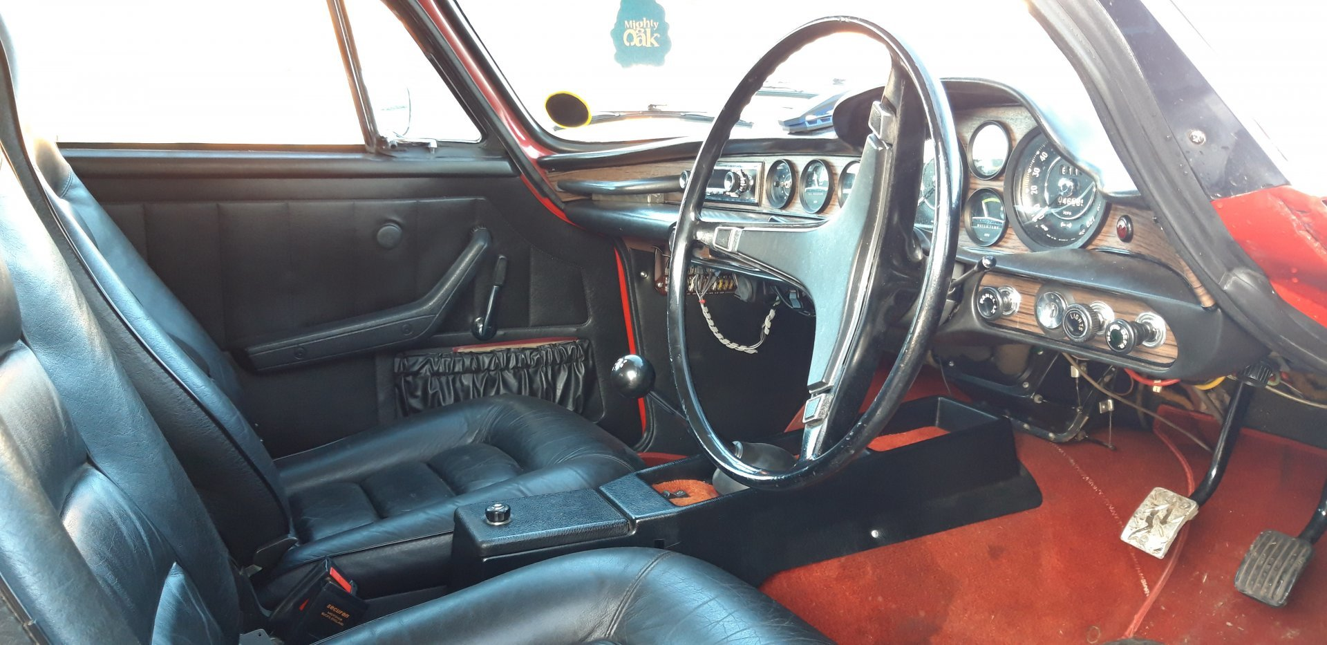1972 Volvo 1800ES For Sale (picture 5 of 6)