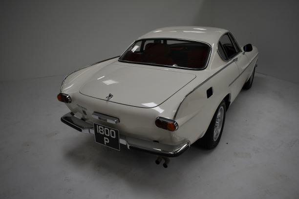 1970 Volvo P1800 E  For Sale (picture 3 of 6)