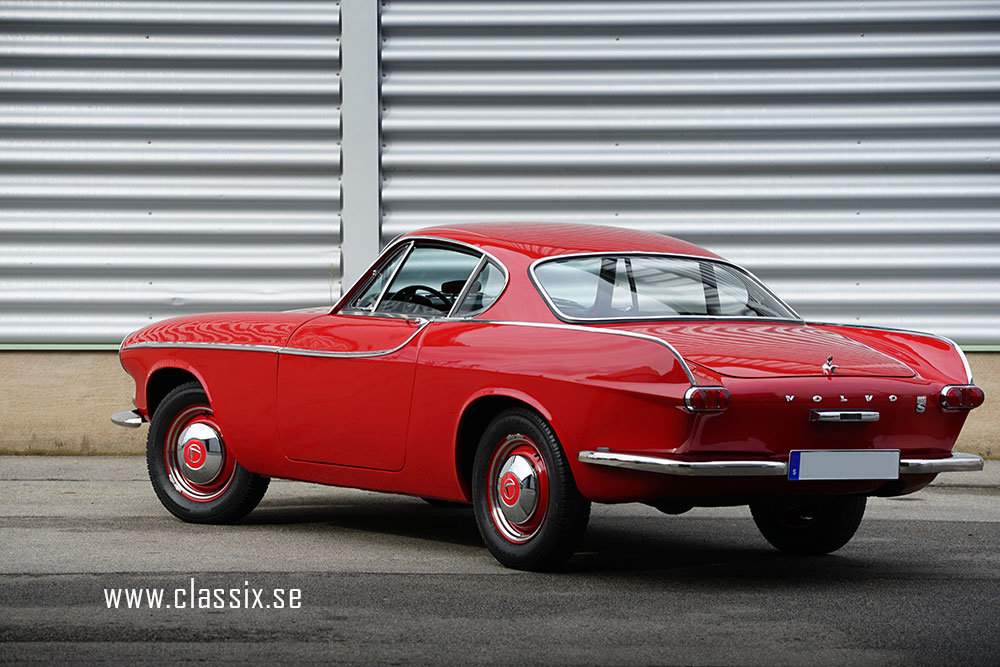 Volvo P1800S Cowhorn 1964 For Sale (picture 2 of 6)