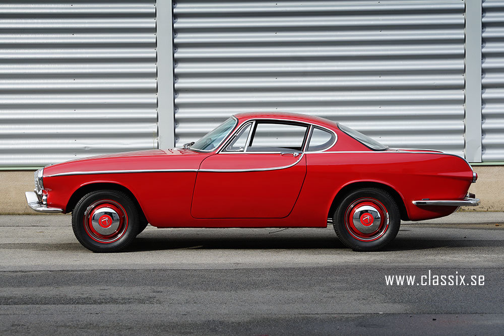 Volvo P1800S Cowhorn 1964 For Sale (picture 4 of 6)