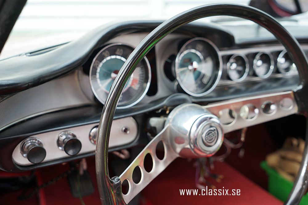 Volvo P1800S Cowhorn 1964 For Sale (picture 6 of 6)