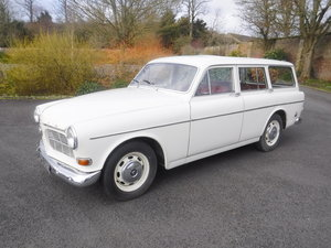 1965 Volvo 121 Estate SOLD by Auction