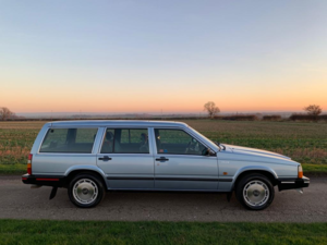 Picture of Stunning 1989 Volvo 760 GLE 2.3 Auto Estate  SOLD