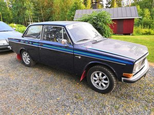1900 Volvo 142 Historic rally , FIA passport. For Sale