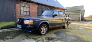1988 1989 Volvo 240 GLT 2.3