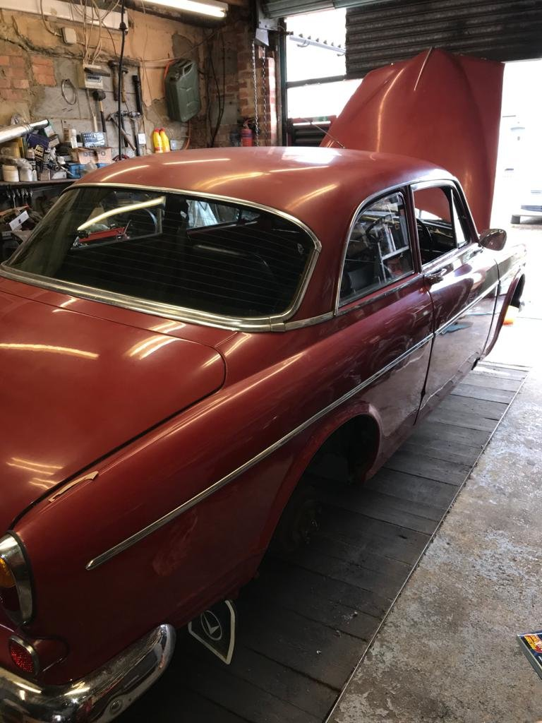 1967 Volvo Amazon 123 GT. P130 2 dr Mod. Rare Rhd Uk GT SOLD (picture 4 of 6)