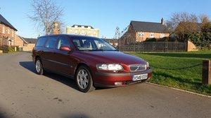 Volvo V70 2.4 SE Auto 2001 X 88k Miles (£265 Tax) For Sale