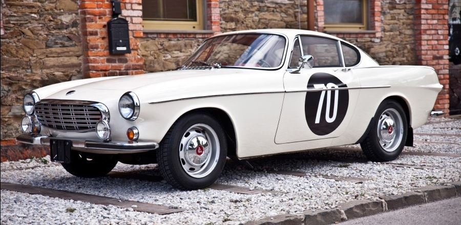 1969 VOLVO P1800 S For Sale (picture 1 of 6)