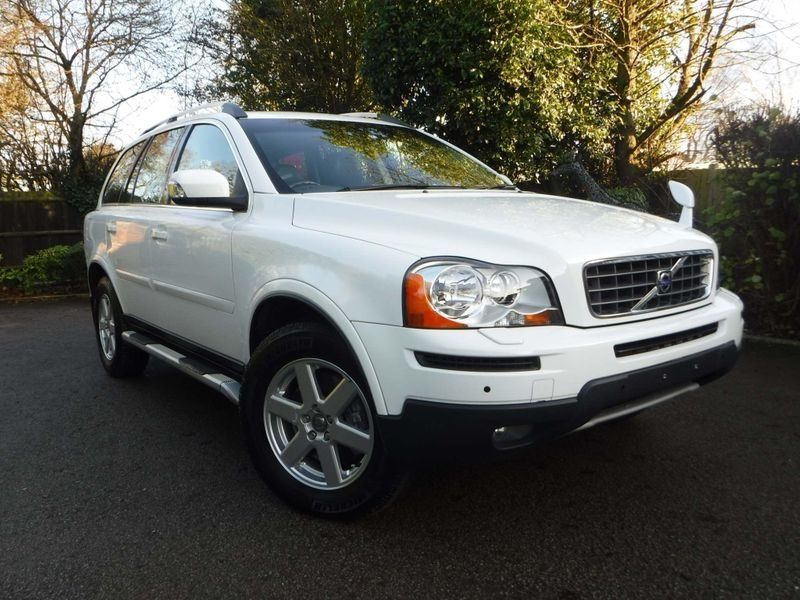 2008 Volvo XC90 3.2 SE Petrol Lux Geartronic AWD 5dr  For Sale (picture 1 of 6)
