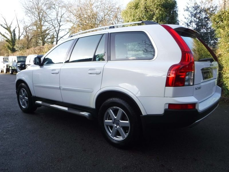 2008 Volvo XC90 3.2 SE Petrol Lux Geartronic AWD 5dr  For Sale (picture 2 of 6)