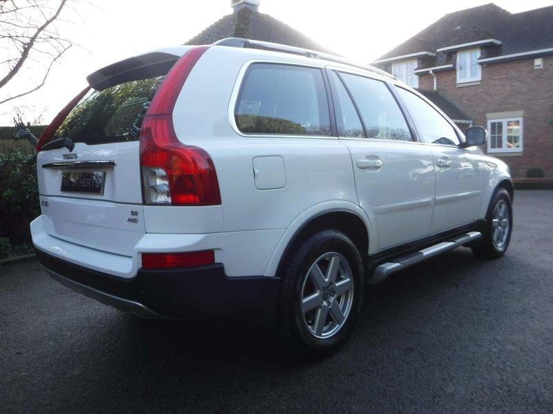 2008 Volvo XC90 3.2 SE Petrol Lux Geartronic AWD 5dr  For Sale (picture 4 of 6)
