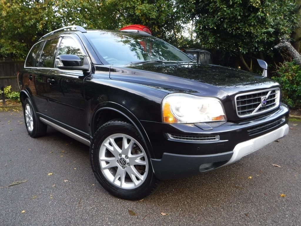 2008 Volvo XC90 3.2 SE Petrol  Sport Geartronic AWD 5dr SOLD (picture 1 of 6)
